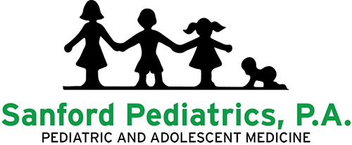 Sanford Pediatrics logo